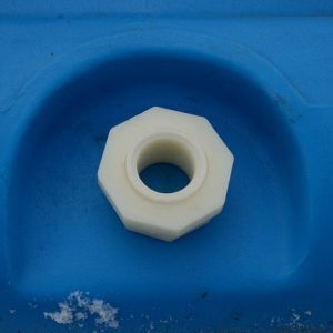 Фитинг пластиковый 63 мм