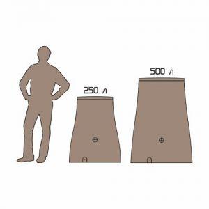Ёмкость Шервуд 250 литров