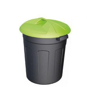 Пластиковый цилиндрический контейнер 70 литров