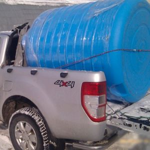 Вертикальная ёмкость 2000 литров