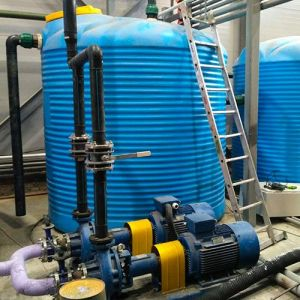 Вертикальная ёмкость 10000 литров