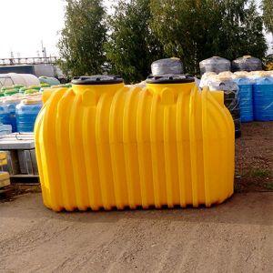 Накопительный септик 3000 литров