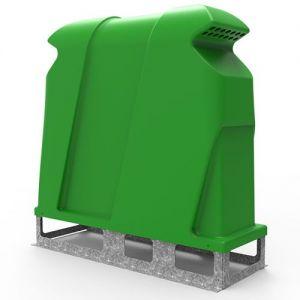 Пластиковый короб для электрического насоса