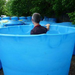 Ёмкость Лепесток 3000 литров