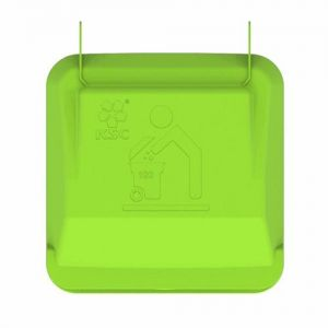 Крышка контейнера для мусора 120 литров