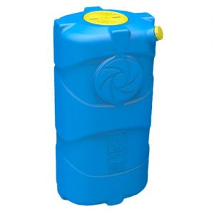 Прямоугольная ёмкость 750 литров вертикальная