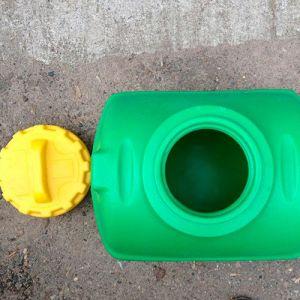 Горизонтальная ёмкость 50 литров