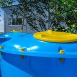 Ёмкость Лепесток 500 литров
