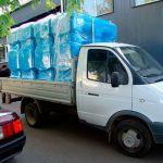 Прямоугольная ёмкость 2000 литров