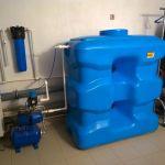 Прямоугольная ёмкость 1000 литров