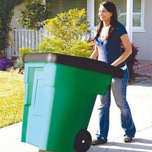 Контейнер для мусора 240 литров